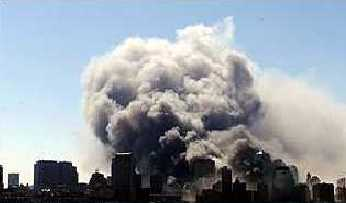 911day photographs of attack on America September 11 2001
